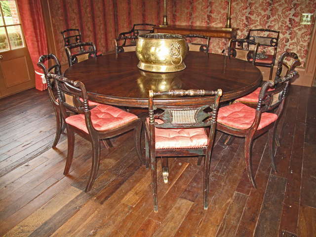 Hawkins Furniture Restoration George Bullock Dining Chair