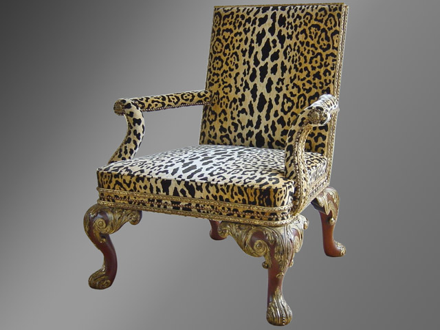 Hawkins Furniture Upholstery The Chatsworth Armchair
